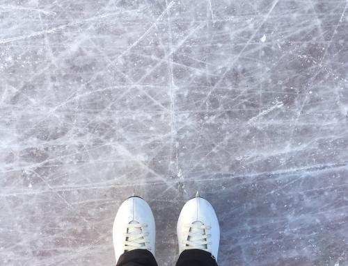 Why can't it just be about the skating?