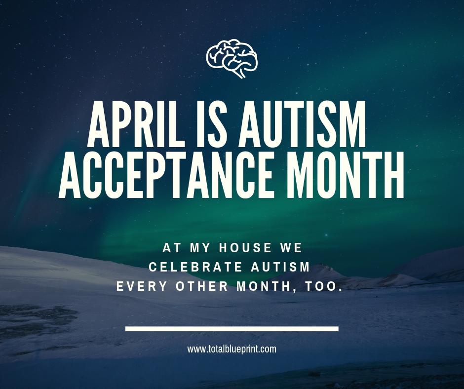 It's World Autism Month!